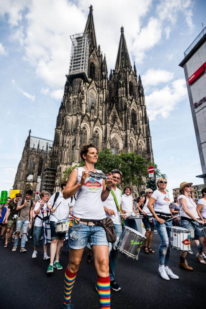 Dyke* March Cologne 2018